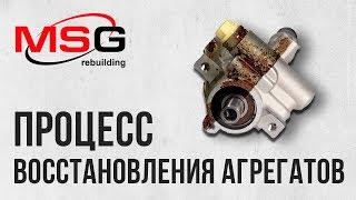 Что такое восстановление агрегатов?