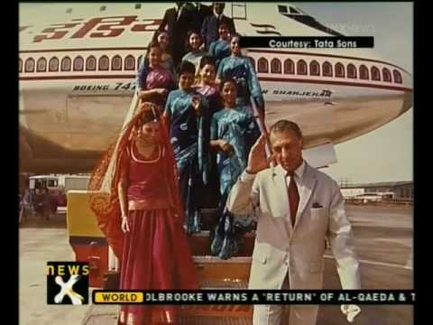 Jehangir Ratan Tata 106th birth anniversary