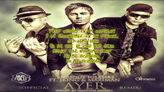 Ayer (REMIX) - J king y Maximan ft Enrique Iglesias
