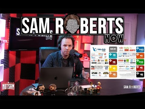 Net Neutrality, Night Before Thanksgiving; Sam Roberts Now - Solo Show