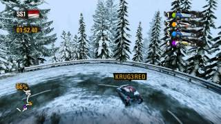 WRC Powerslide - Multiplayer Race 1