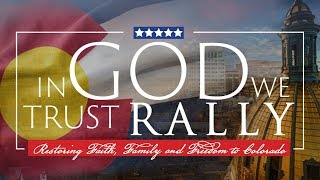 In God We Trust Rally: Day 1, Session 1 - September 14, 2019