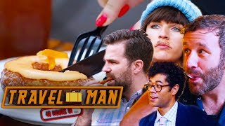 Travel Man's Sweet Treats | Travel Man