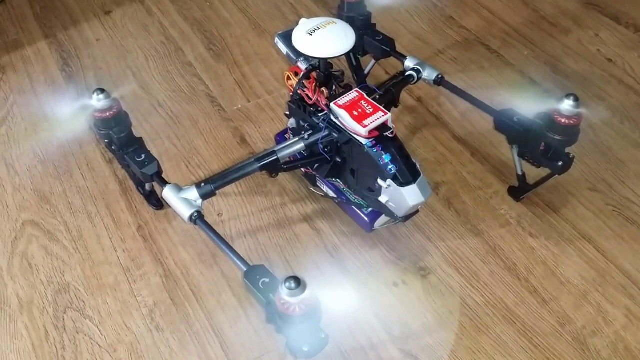 Naza-m lite upgraded to v2 firmware (4. 02) waypoint flying.