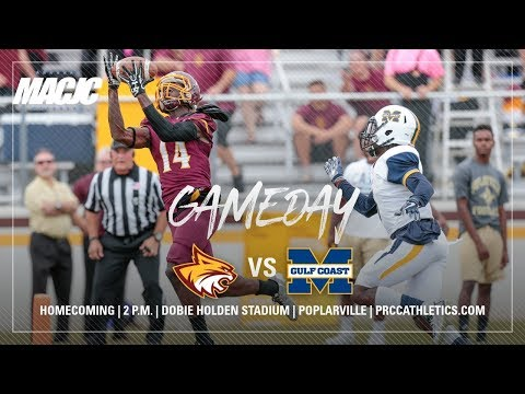 Pearl River Community College vs Gulf Coast