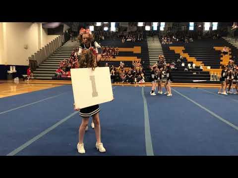 NCSAA Pinecrest Academy Inspirada Middle School Cheerleading