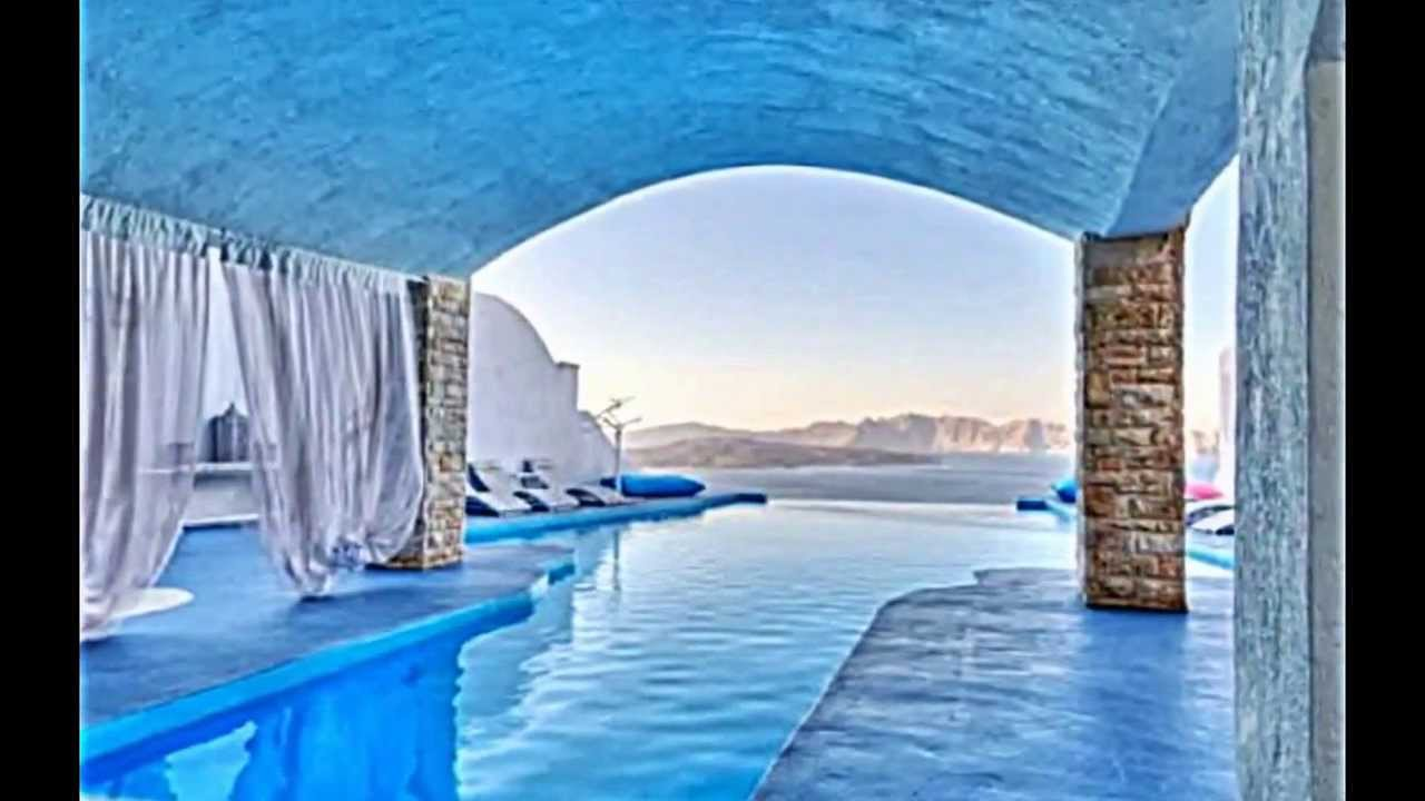 Designer hotel in santorini ist der ultimative romantische for Design hotels griechenland