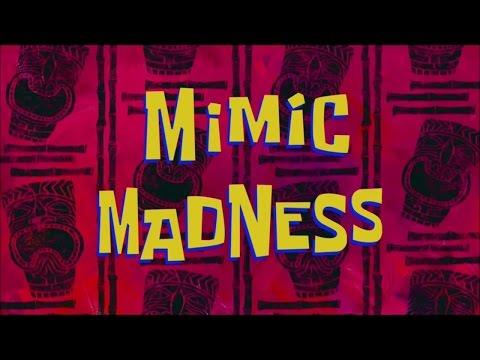 "SpongeBob Squarepants ""Mimic Madness"" Episode Review"