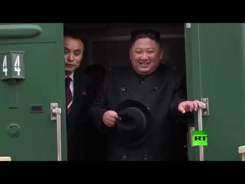 أول لقاء كيم جونغ أون مع مسؤولين روس في محطته الأولى على طريق إلى قمة مع بوتين  - نشر قبل 2 ساعة