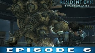 Resident Evil: Revelations Episode 6 Cat And Mouse Gameplay Walkthrough [PC]
