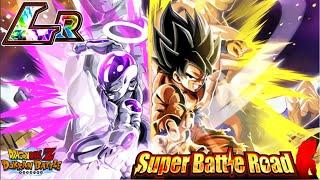 Super Battle Road enters Easy Mode?! LR Goku & Frieza SBR Showcase: DBZ Dokkan Battle