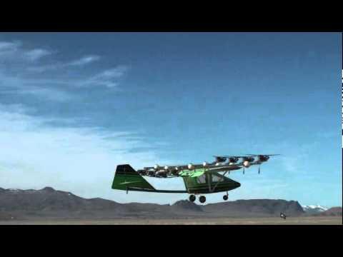 CGS Hawk Hovering