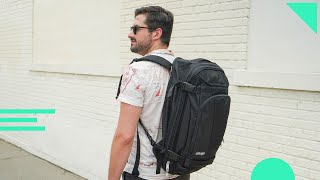 eBags TLS Mother Lode Weekender Review | Convertible Carry-On Travel Backpack