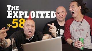 Русские ы глазами THE EXPLOITED (Видеосалон №58) — следующий 6 апреля