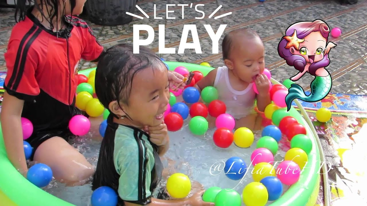 Play Learn The Ball Pit Show For Learning Colors