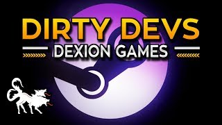 Dirty Devs: Dexion Games and their asset flips