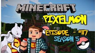 Minecraft: Pixelmon - Эпизод 117 - Mewtwo, ты готов? (Pokemon Mod)