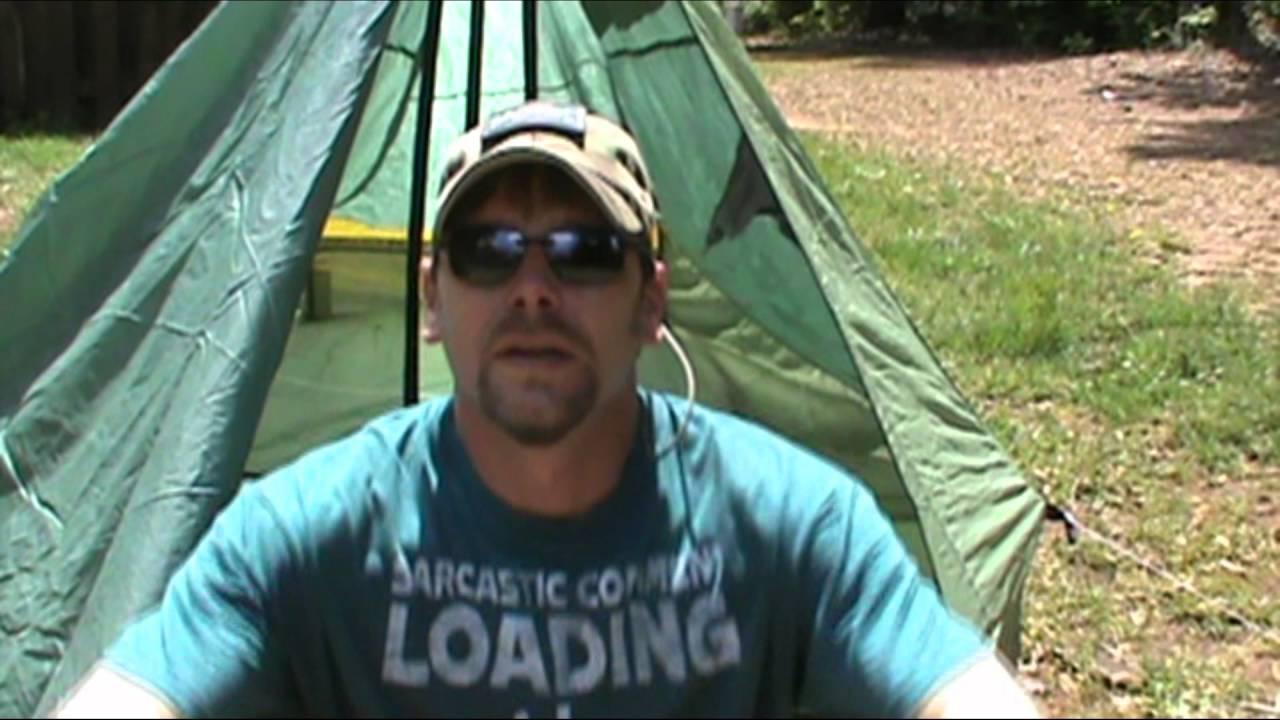 Bass Pro Hiker/Biker Tent Review......ehhhhh  sc 1 st  YouTube & Bass Pro Hiker/Biker Tent Review......ehhhhh - YouTube
