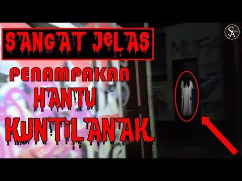 PENAMPAKAN KUNTILANAK !! Kos Angker Di Daerah Selokan Mataram Jogjakarta || MALAM HOROR #1