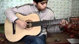 Con đường tình yêu (độc tấu guitar)