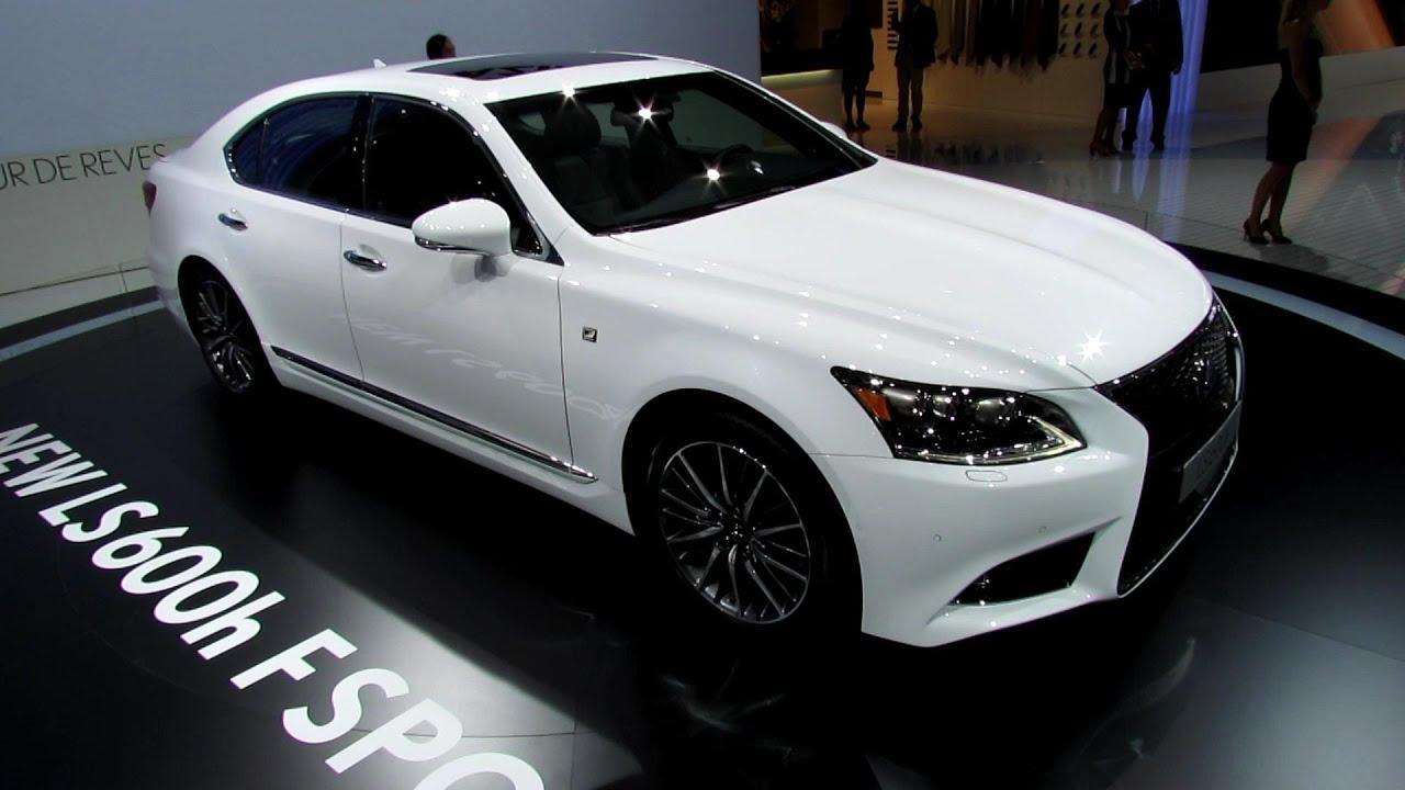 2014-lexus-ls-460-4 Lexus Ls 460