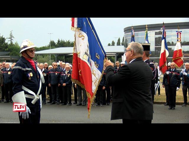 Luçon. Les anciens pompiers de la Vendée réunis en congrès