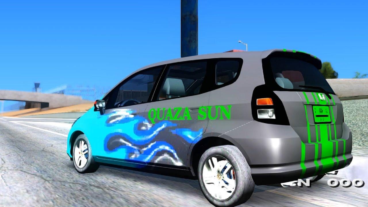 98 Koleksi Mod Mobil Honda Jazz Gta Sa Gratis Terbaru