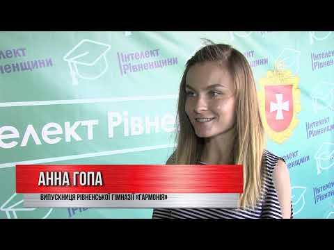 Сфера-ТВ: 7 випускниць з Рівненщини набрали 200 балів на ЗНО