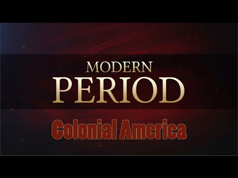 Alcohol in the Modern Period, Colonial America - Booze History S01E12