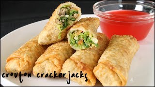 How To Make Egg Rolls - Homemade Egg Roll Recipe