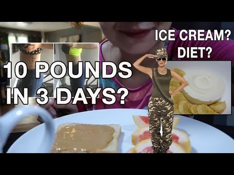 paano-pumayat-in-3-days?-military-diet-before-and-after-(philippines)