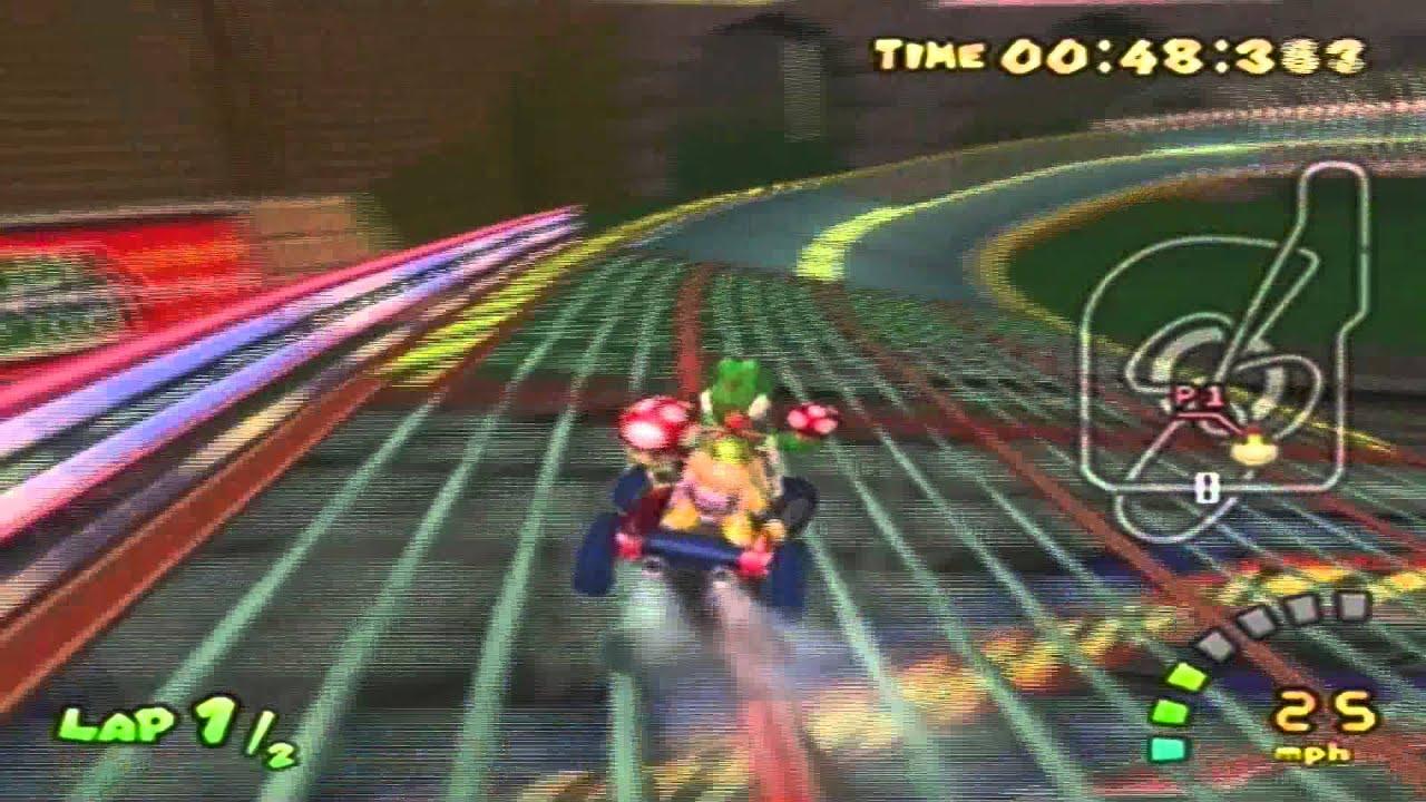 colosseum kart Mario Kart Double Dash Wario Colosseum personal record   YouTube colosseum kart