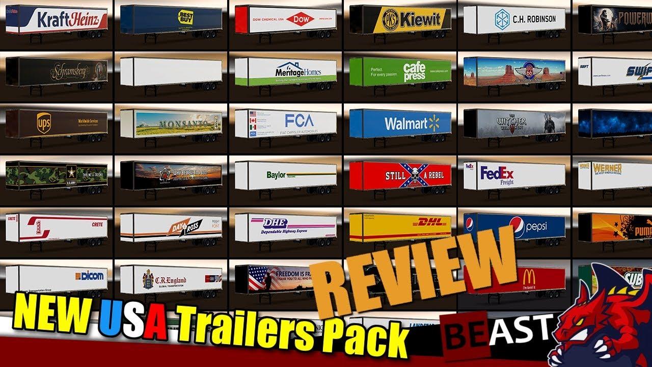 ATS | trailer mod