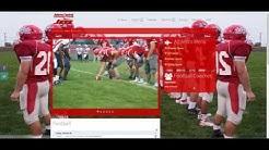 Web design Decatur - Joomla - Website - Adams Central Schools
