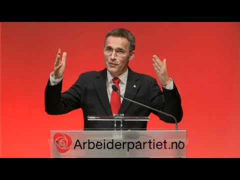 Jens Stoltenbergs tale til landsmøtet 2011