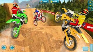 Motorcycle wala game | Bike wala game | Offroad Bike Racing Game -For Android - video - #Bike #Games