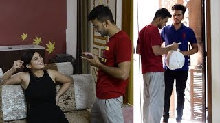 Delivery Boy Prank | by Vinay Thakur