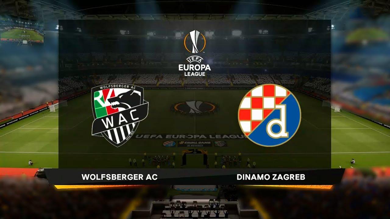 Wolfsberger Vs Dinamo Zagreb Uefa Europa League 26 11 2020 Fifa 21 Youtube