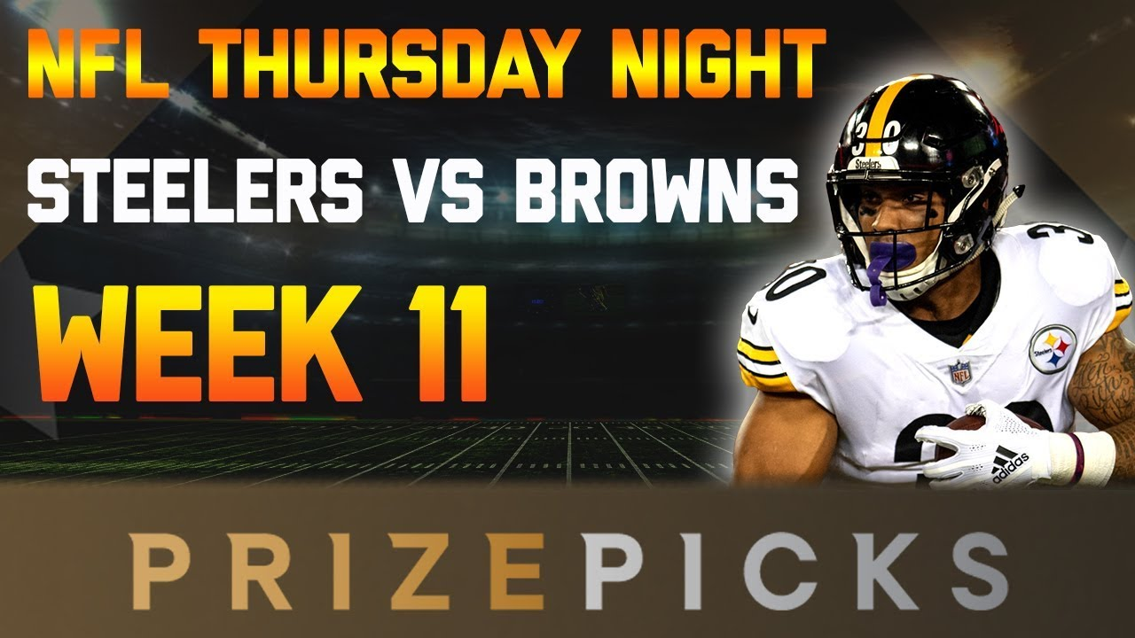 Pittsburgh Steelers Vs. Cleveland Browns: Thursday Night Football ...