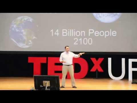 The key to saving 9.6 billion: Tony Andenoro at TEDxUF