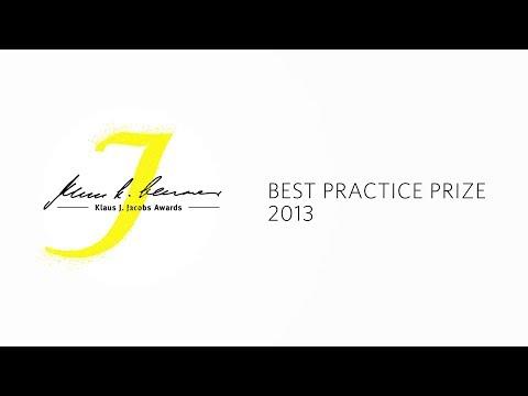 Klaus J. Jacobs Awards 2013 - Best Practice Prize (Deutsch)