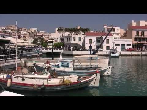 Aghios Nikolaos, Crete, July 2009
