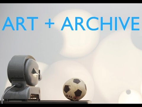 Free Exchange On Tour: Art + Archive