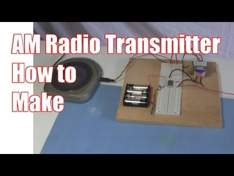 How to Make AM Radio Transmitter