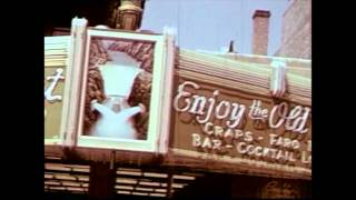 1940s Las Vegas and Reno Home Movie Clips
