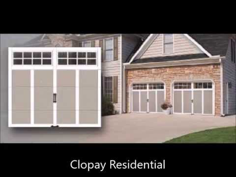 Pacific Overhead Clopay Residential Garage Doors