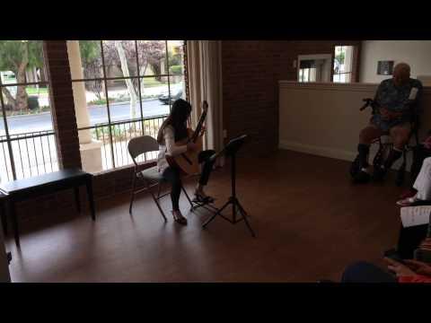 Sierra Madre Music student recital