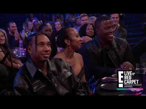 Nicki Minaj Shoots at Michael B. Jordan? || E! People's Choi