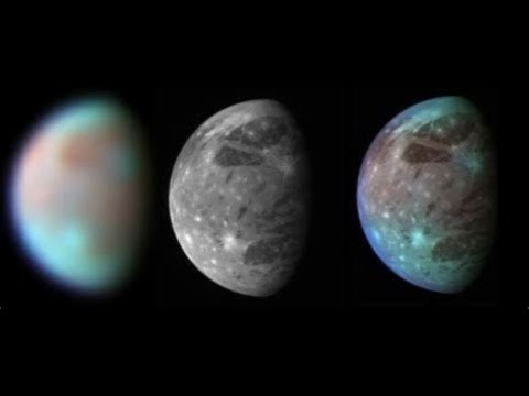 Human origins & Ganymede hypothesis Part 1