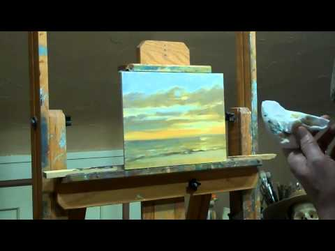 Painting Demo by Allen Rodgers